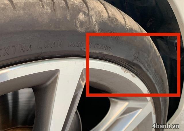 Lốp xe ô tô đi bao lâu thì phải thay - 3