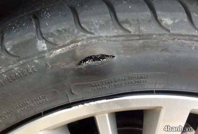 Lốp xe ô tô đi bao lâu thì phải thay - 7
