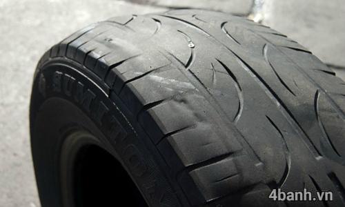 Lốp xe ô tô đi bao lâu thì phải thay - 5
