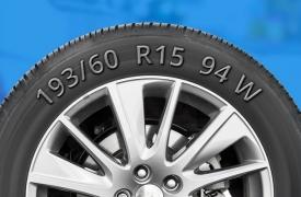 Cách đọc thông số vỏ xe ô tô, các kí hiệu trên lốp ô tô